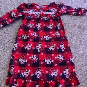Minnie Mouse pajamas